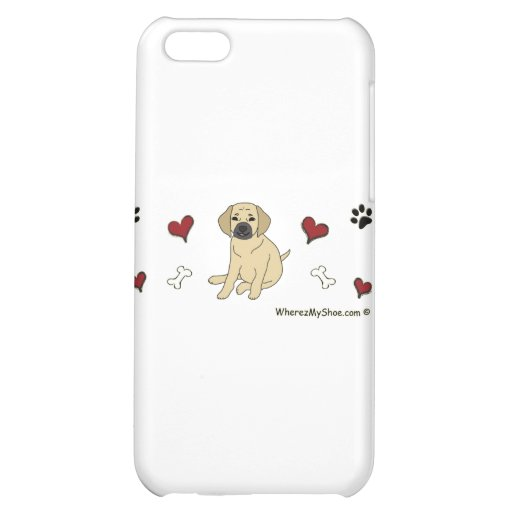Puggle Cover For iPhone 5C