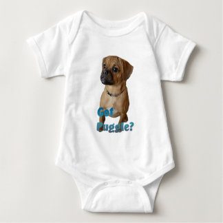 Puggle Lovers Gifts Baby Bodysuit