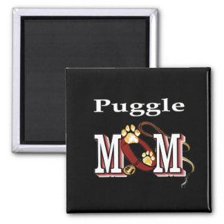 puggle mom Magnet