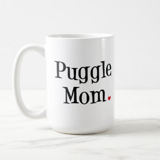 Puggle Mom Mug
