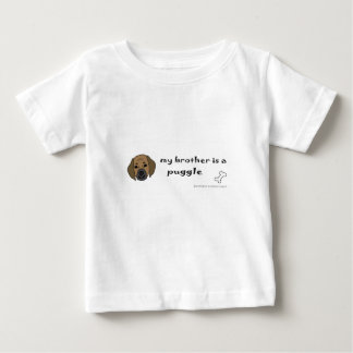 puggle - more breeds baby T-Shirt