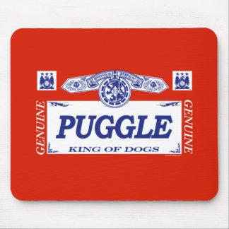 Puggle Mouse Pad