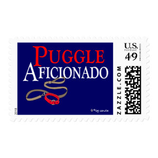 Puggle Postage Stamp