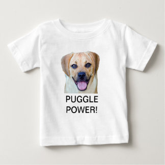 Puggle Power! Baby T-Shirt