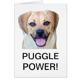 Puggle Power! Card