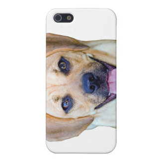 Puggle Power! Cover For iPhone SE/5/5s