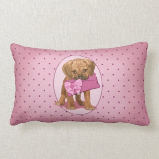 Puggle Puppy and Clutch Pillows