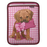 Puggle Puppy and Clutch Sleeves For iPads
