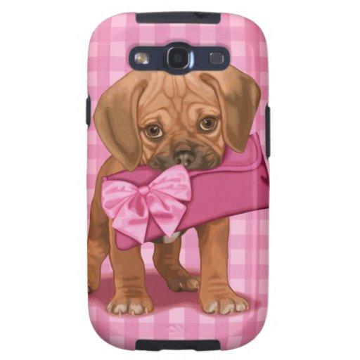 Puggle Puppy Galaxy SIII Case