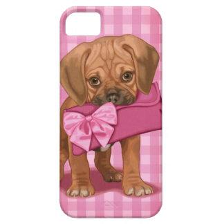 Puggle Puppy iPhone SE/5/5s Case