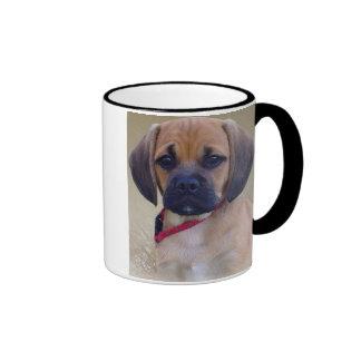 puggle puppy mug