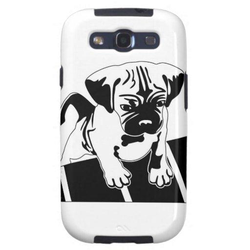 Puggle Samsung Galaxy S3 Case