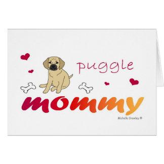 PuggleFawnMommy Card