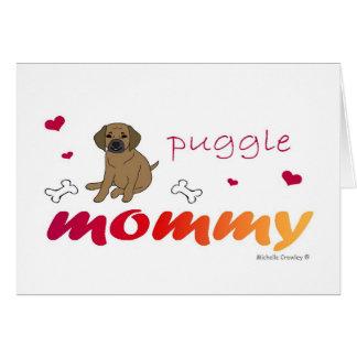 PuggleTanMommy Card