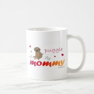 PuggleTanMommy Coffee Mug