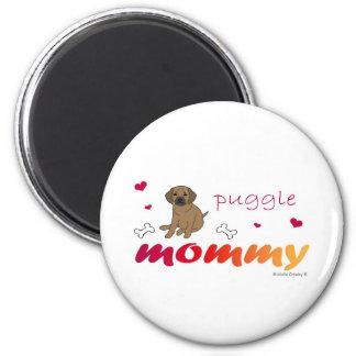 PuggleTanMommy Magnets