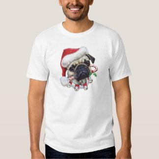 Puggy Christmas T-Shirt