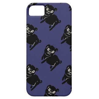 Puggy Doodle iPhone 5 Cover