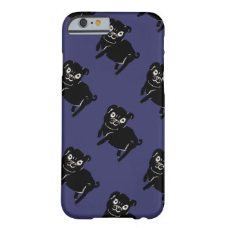 Puggy Doodle Barely There iPhone 6 Case
