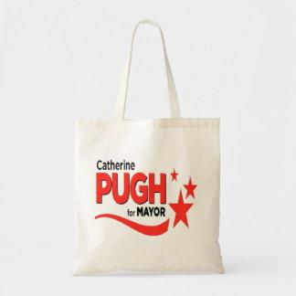 Pugh for Mayor Bag