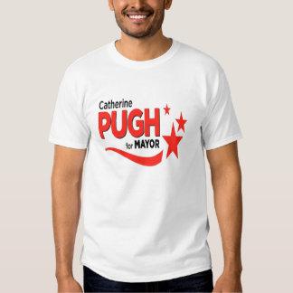 Pugh para alcalde T-Shirt Polera