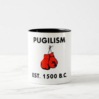 Pugilismo Est 1500 A.C. Tazas