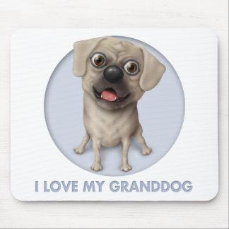 Pugle 2 - Ame mi Granddog Tapete De Ratones