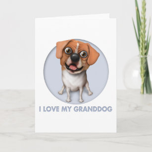 Granddog Cards Zazzle