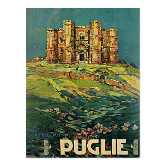 Puglie Postcard
