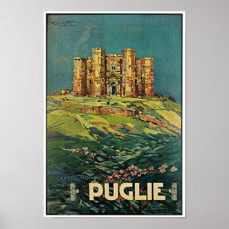 Puglie Poster