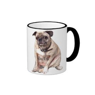 PugLife Ringer Mug