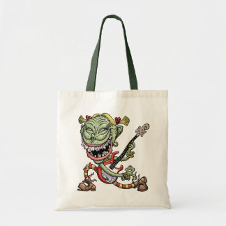 Pugly Ewster Tote Bag