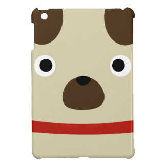 Pugly Pug iPad Mini Case