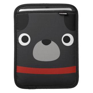 Pugly Pug iPad Sleeve