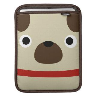 Pugly Pug iPad Sleeves