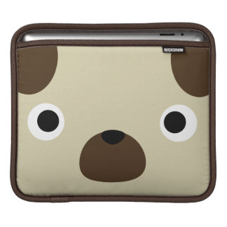 Pugly Pug Sleeve For iPads