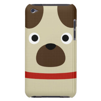 Pugly Pug iPod Touch Case-Mate Case