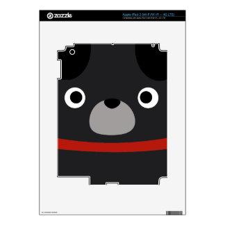 Pugly Pug Skins For iPad 3
