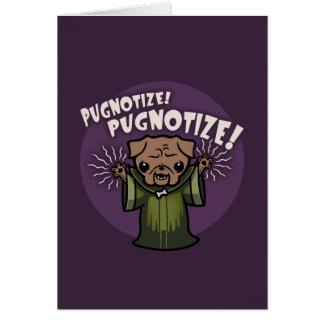Pugnotize! PUGNOTIZE! Cards