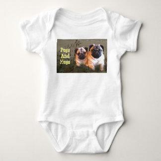 Pugs and Hugs Infant Creeper