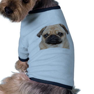 Pugs Face Pet Clothes