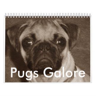 Pugs Galore Calendar