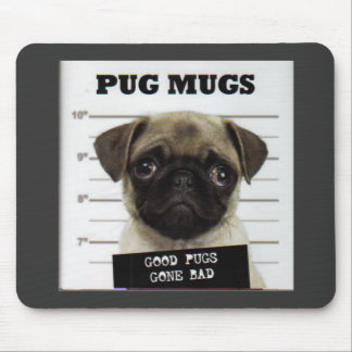 Pugs Mouse Pad