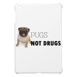 Pugs Not Drugs iPad Mini Covers