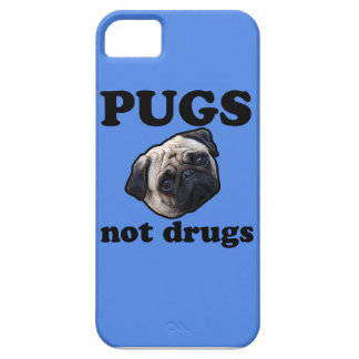 Pugs Not Drugs iPhone SE/5/5s Case