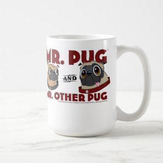 Pugs on a mug