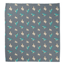 Pugs' Pattern, Dogs Rule! Bandana