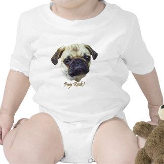 Pugs-Rock Bodysuit