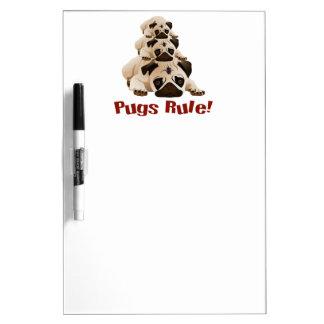 Pugs Rule! 1 Dry-Erase Whiteboards