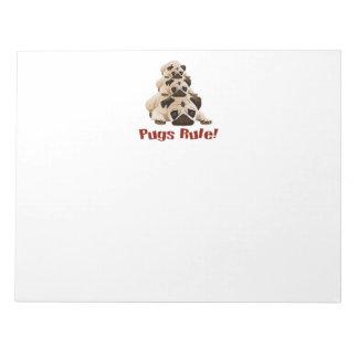 Pugs Rule! 1 Notepad